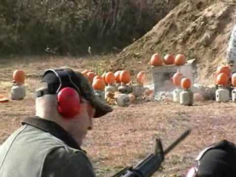 2006 Machine Gun Shoot