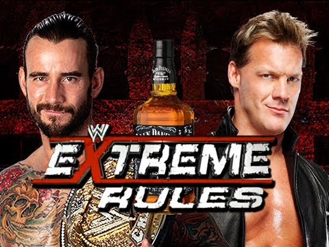 WWE Extreme Rules - CM Punk vs. Chris Jericho - Full Match Predictions (Machinima)