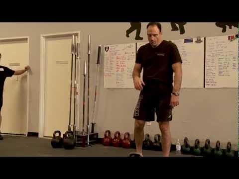 CrossFit - One-Arm Swing Variations with Jeff Martone CrossFit Journal Preview
