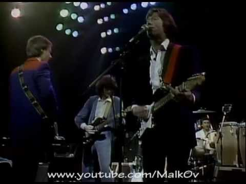 Jeff Beck, Eric Clapton & Jimmy Page - Layla (HQ ARMS Concert 1983)