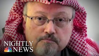 Saudi Arabia Journalist Jamal Khashoggi Mystery Deepens | NBC Nightly News - NBCNEWS