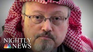 Saudi Arabia Journalist Jamal Khashoggi Mystery Deepens | NBC Nightly News - NBCNEWS