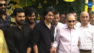 Super Star Krishna @ Ashok Galla Debut Movie Launch | TFPC - TFPC