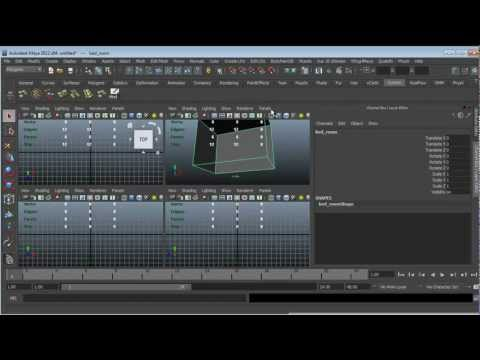 Unity 3D and Maya Pipeline Integration Tips and Tricks