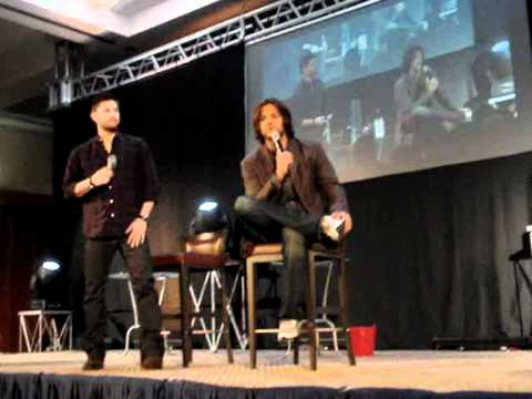 JIB3 - Jensen Ackles & Jared Padalecki - Saturday Panel