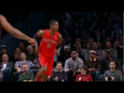 Terrence Ross Sick Putback Reverse Dunk