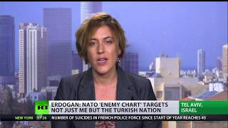 NATO 'enemy chart' targets not only me but hte turkish nation - President Erdogan - RUSSIATODAY
