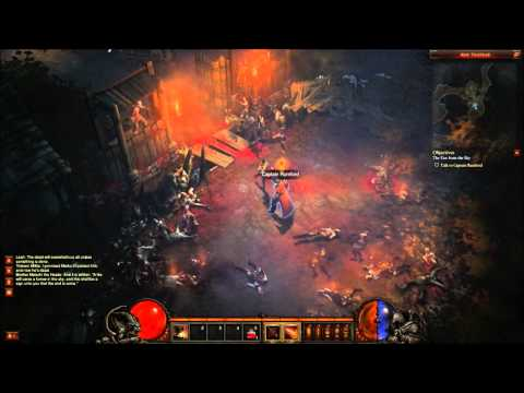 Diablo 3 Beta Demon Hunter
