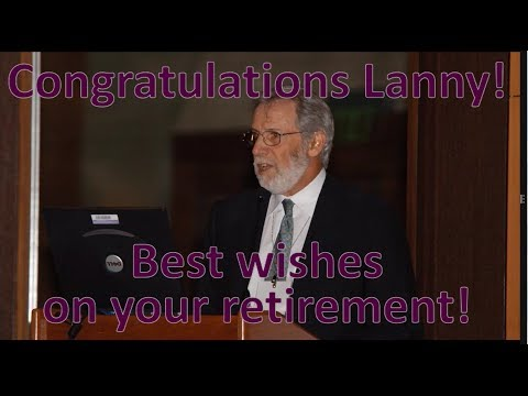 Tribute to Dr. Lanny Berman of AAS