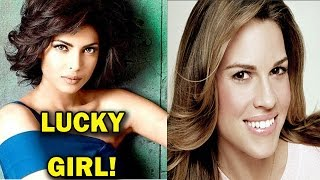 Priyanka Chopra compared to Hilary Swank | Bollywood News