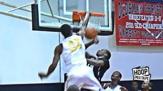 Andrew Wiggins' Disgusting Poster Dunk
