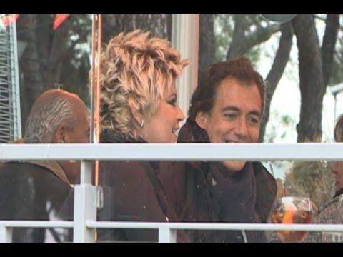 El encuentro de Terelu Campos y Carlos Pombo tras romper