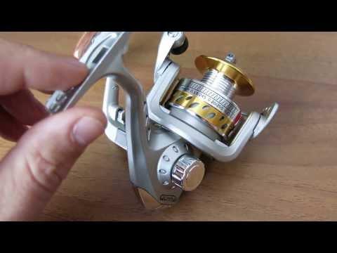 рыболовные катушки с алиэкспресс обзор