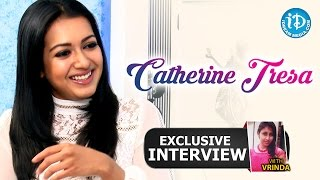 Sarrainodu || Actress Catherine Tresa Full Exclusive Interview || Talking Movies with iDream # 153 - IDREAMMOVIES
