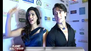 Tiger Shroff & Kriti Sanon Avoid the Media
