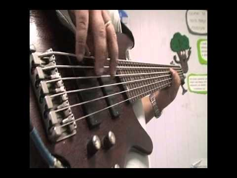 Leo Oliveira - Thoughts Pt. 5 (Neal Morse Cover Bass)