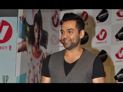 Abhay Deol Unveils TV Show 'Gumrah'