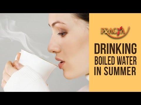 Health Benefits | Drinking Boiled Water In Summer | Dr. Vibha Sharma (Ayurveda & Panchkarma Expert)
