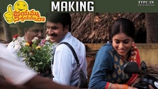 Jayammu Nischayammu Raa Movie Making Video | Srinivas Reddy, Poorna | TFPC - TFPC