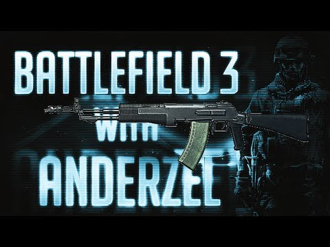 Battlefield 3 Online Gameplay You Boys and Girls Pick The Loadout E22 Rage 
