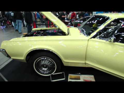 1967 Mercury Cougar At 2014 Detroit Autorama