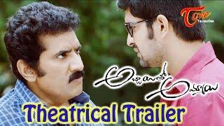 Abbayitho Ammayi Theatrical Trailer   Naga Shaurya, Pallak Lalwani - TELUGUONE