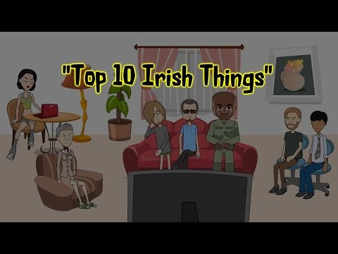 Gimme Some Moe Top 10 Irish Things List for St. Patricks Day