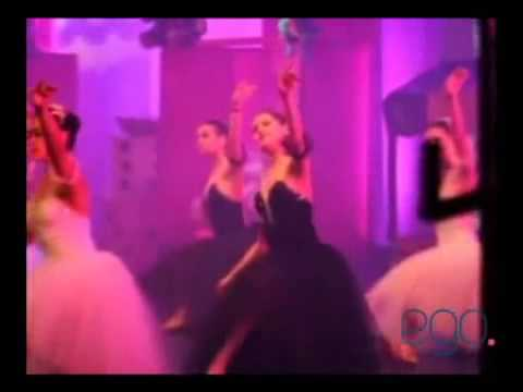Sasha Meneghel faz apresentação de balé com xuxa