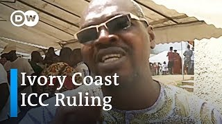 Ivory Coast reactions on Laurent Gbagbo International Criminal Court ruling | DW News - DEUTSCHEWELLEENGLISH