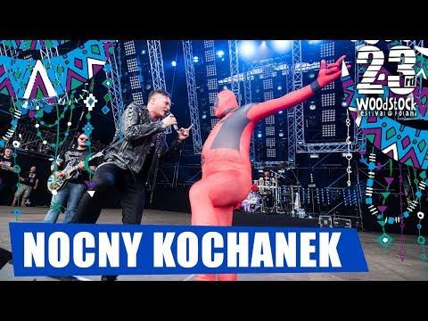 """Nocny Kochanek - """"Dziabnięty"""" (występ z Woodstocku 2017 r.)"""