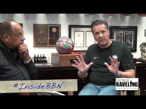 Inside BBN: John Calipari - Getting the 2012 Title Team to BUY IN