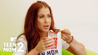 Ice Cream 🍨 Makes Everything Better | Teen Mom 2 | MTV - MTV