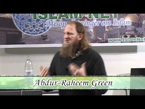 Abdur-Raheem Green - The Existence of God & Purpose of Life -4lBzaDeSZik