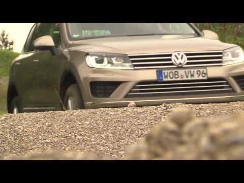 Nuova Volkswagen Touareg - offroad