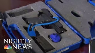 TSA: Record Number Of Guns Seized In U.S. Airports | NBC Nightly News - NBCNEWS
