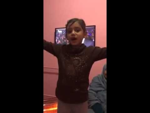Shahid Nilofar Jan Shahid Sardar daughter  دخترک سردار ♥