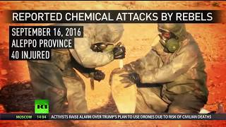 'First official recognition': US admits Al-Nusra uses chemical weapons in Syria - RUSSIATODAY