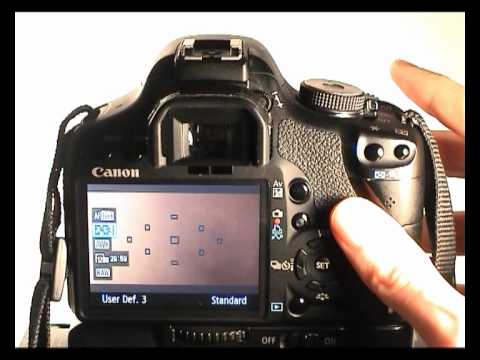 Canon D500 Video Review