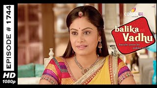 Balika Vadhu : Episode 1736 - 20th November 2014