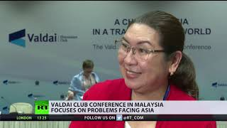 Looking Eastward: Valdai Club conference in Malaysia focuses on problems facing Asia - RUSSIATODAY