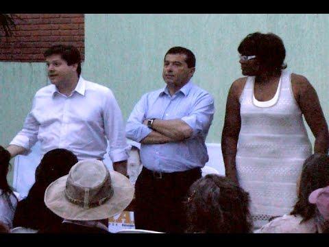 TV Costa Norte - Deputados do PMDB visitam Bertioga e ouvem necessidades dos moradores