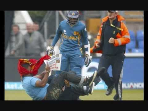 Tamil Tiger Racists Attack Sri Lankan Cricket Lovers at London, ICC cricket match