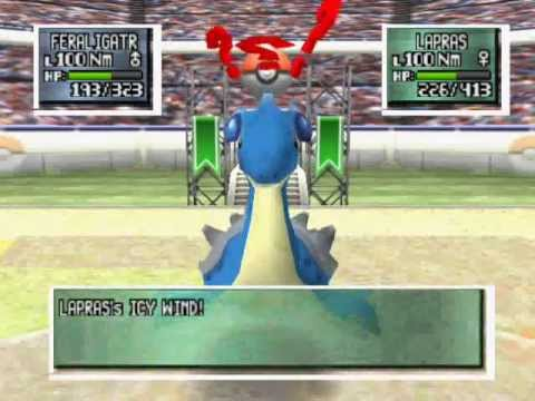 Pokemon Stadium 2 Chuggaaconroy Fire Red Team Vs Chuggaaconroy Crystal Team