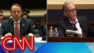 Gowdy presses Deputy AG on possible bias against Trump - CNN