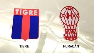 [Primera División] Tigre 1-1 Huracán   Fecha 3