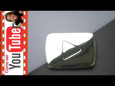 El boton de youtube y los suscriptores