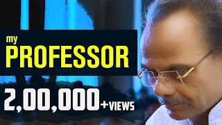 My Professor | Latest Telugu Short Film 2019 | LB Sriram He'ART' Films | Prof. Raamaa Chandramouli - YOUTUBE