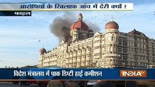 26/11 Mumbai Terror attacks: Six years pass, still NO JUSTICE - INDIATV