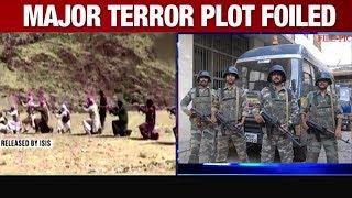 Major terror plot foiled, Maharashtra ATS arrest 5 men linked to ISIS - TIMESOFINDIACHANNEL
