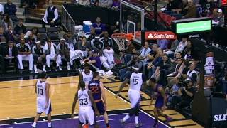 Gerald Green Gets Insanely High For The Dunk